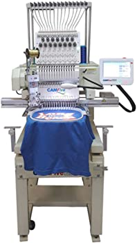 CAMFive EMB HT1501 Single-Head Embroidery Machine
