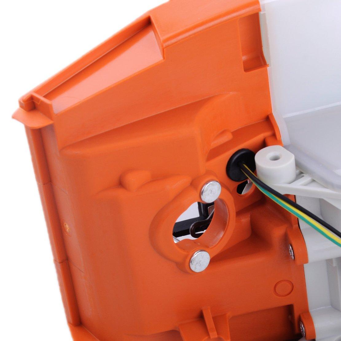 LETAOSK Gas-Tank-Heckgriff passend f/ür Stihl MS660 066 MS650
