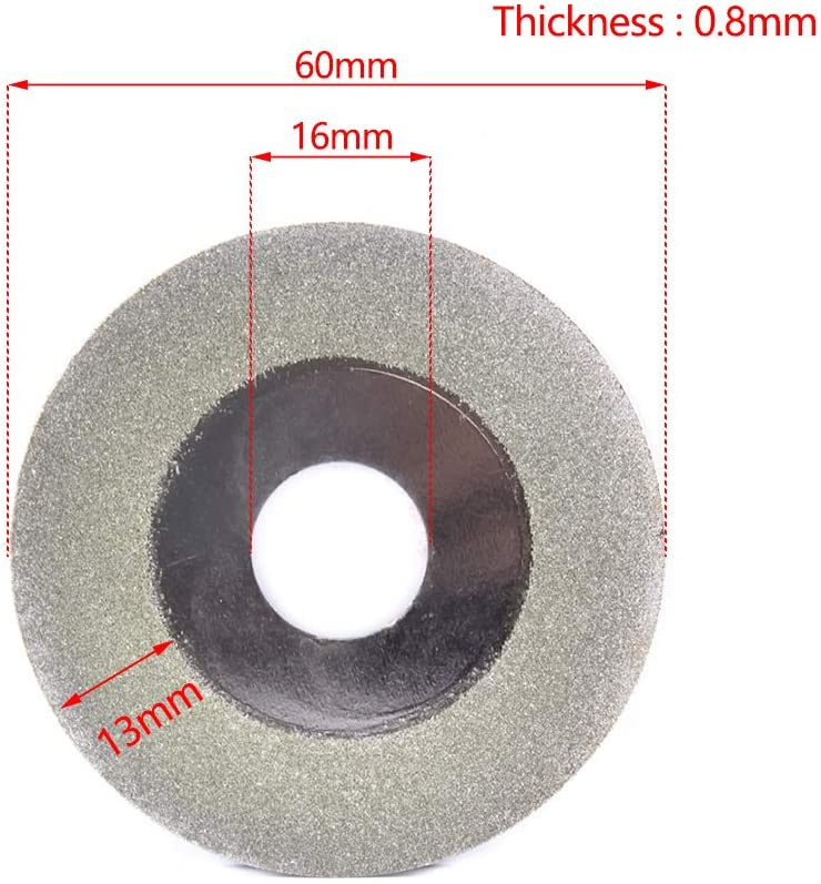 5Pcs 4.5/'/' Cut Off Wheel Cutting Metal /& Stainless Discs For Angle Grinder