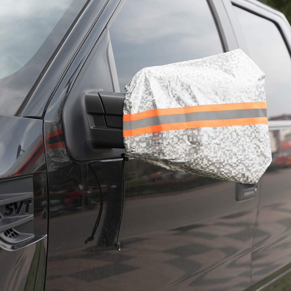 MARKSIGN Waterproof Rear Mirror Covers