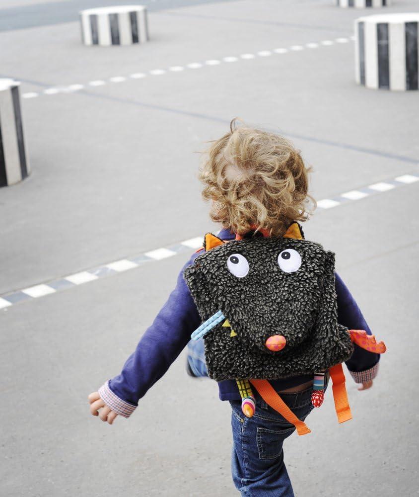 ebulobo Tes Fou Louloup Wolf Backpack Large