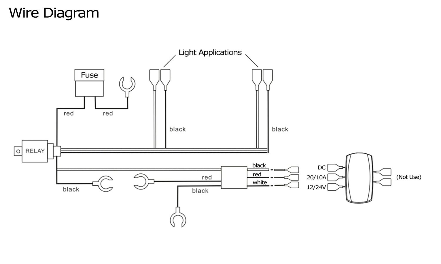 morimoto hid relay harness diagram hd