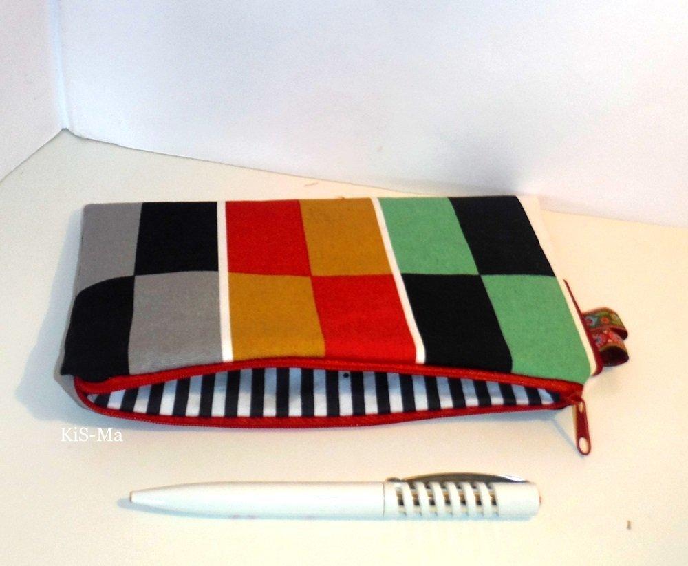 Kosmetiktasche Taschen-Organizer Stiftetasche