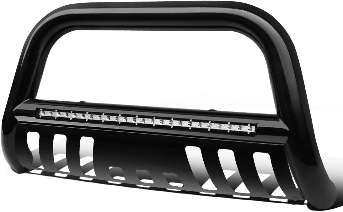 AUTOSAVER88 Front Grille Brush Push Bumper