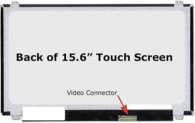 Glossy SCREENARAMA New Screen Replacement for HP Pavilion 14-BK061ST HD 1366x768 LCD LED Display with Tools