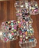 Tomy Tepy Toy Storage Organizer Case Stackable 30