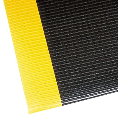 NoTrax 406 Razorback Anti-Fatigue Mat with Dyna-Shield PVC Sponge