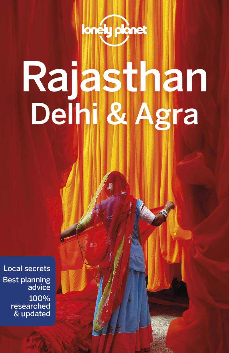 Rajasthan Delhi And Agra  Lonely Planet Travel Guide