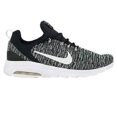 Nike Herren Air Max Motion Racer Sneakers, Schwarz (Black