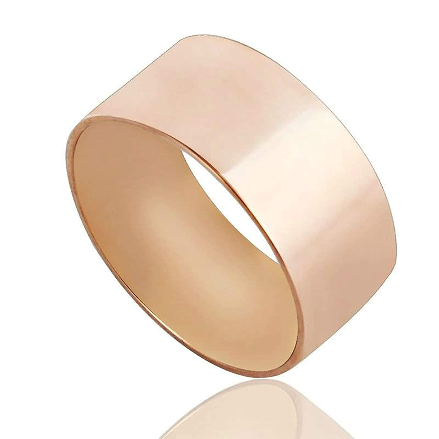 Aooaz Stainless Steel Bands Polished Shaped Rings for Men