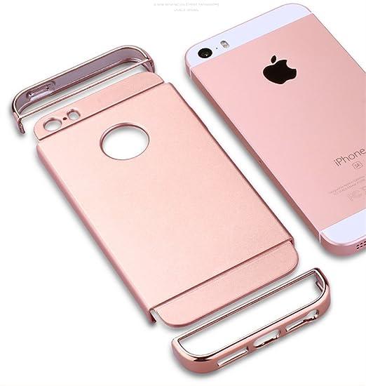 16 opinioni per Cover Per Apple iphone 5 5s/iphone SE, Vandot lusso spazzolato copertura