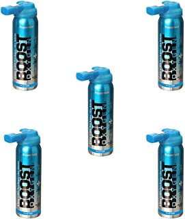 product image for Boost Oxygen Peppermint Portable Oxygen Pocket Size (5 Pack)