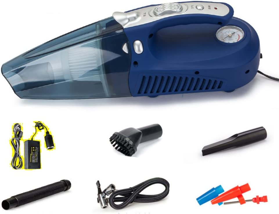 Car Vacuum Cleaner/Dry And Wet,Strong,12V Vacuum Cleaner-F
