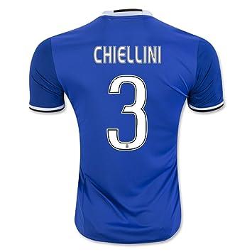 Maillot Domicile Juventus GIORGIO CHIELLINI