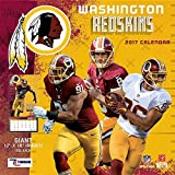 Cal 2017 Washington Redskins 2017 12x12 Team Wall Calendar