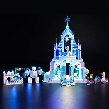 IL MAGICO CASTELLO DI GHIACCIO DI ELSA 41148 Lego Disney Princess