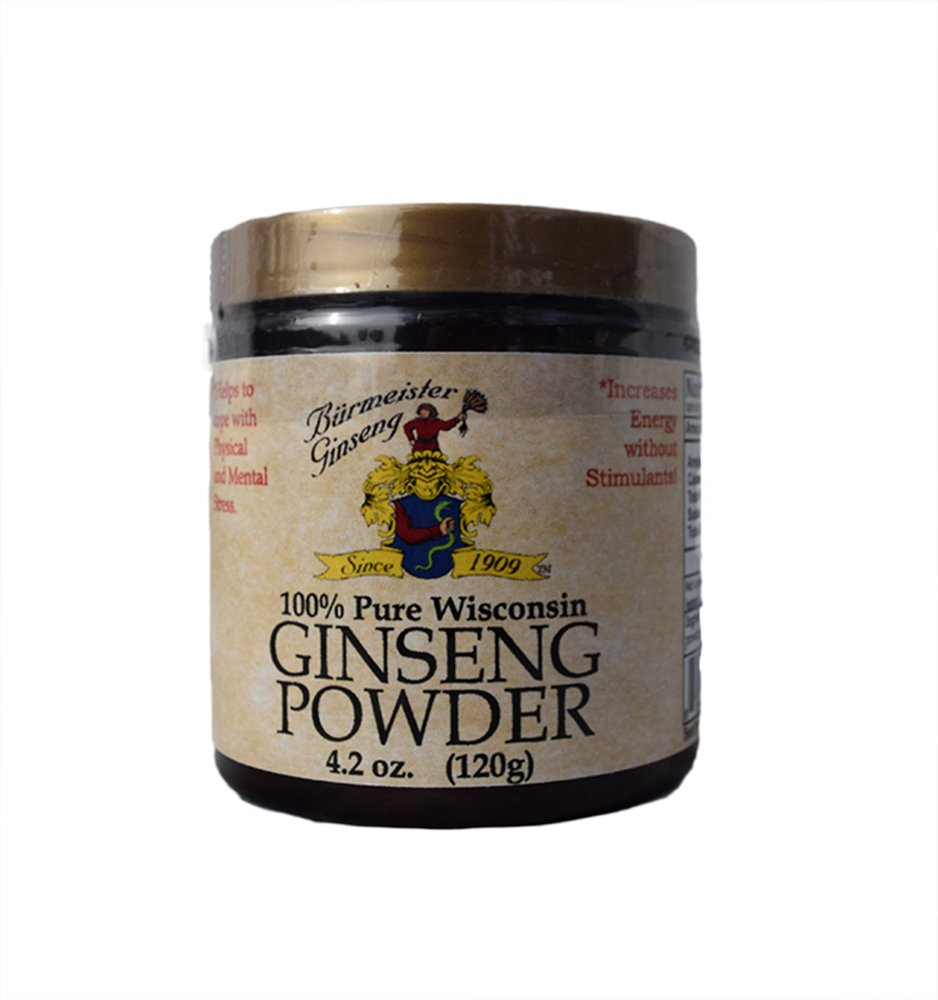 Burmeister Ginseng, Wisconsin-grown American Ginseng Powder