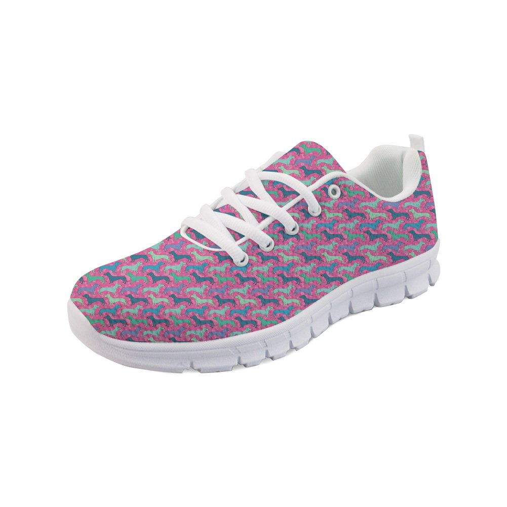 Showudesigns Breathable Running Sport Shoes Women Girls Walking Sneaker Animal Z-Z2715AQ