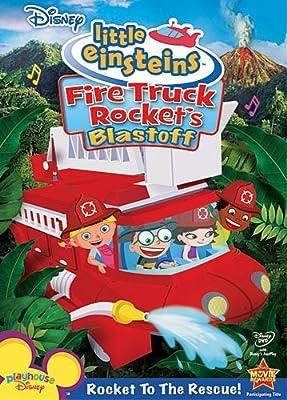 Little Einsteins Fire Truck Rockets Blastoff from Walt Disney Studios Home Entertainment