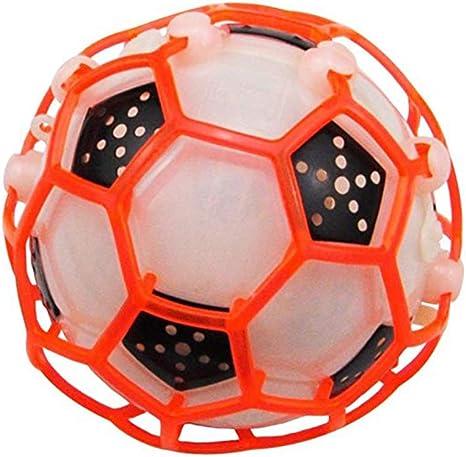 Yiwa - Pelota de fútbol eléctrica para niños con luz LED, Color ...
