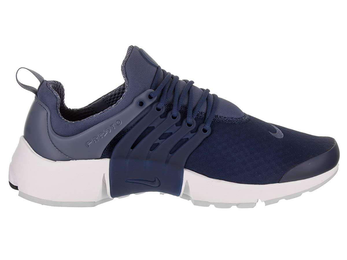 best cheap d811d 46525 Amazon.com   Nike Men s Air Presto Essential Navy Diffused Blue Running Shoe  7 Men US   Road Running
