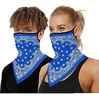 Lavable y reutilizable Máscara facial Bandanas Amplificador deportivo,protección