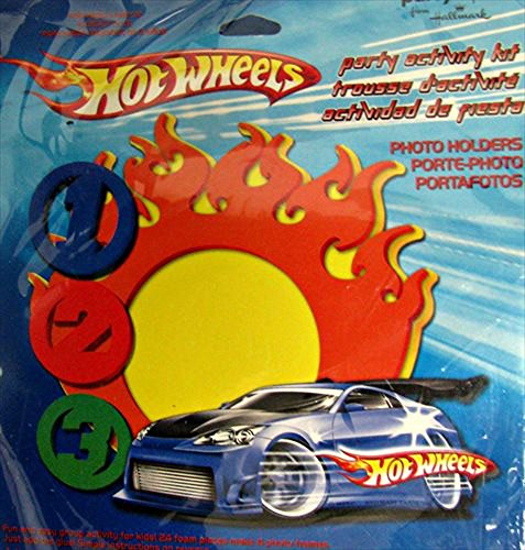 Hot Wheels Party Activity Kit (1ct)]()