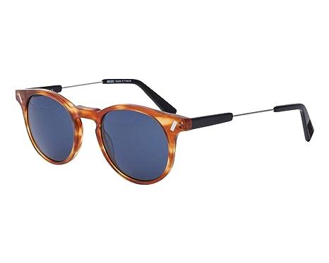 c18baceea5 Amazon.com  Kenzo sunglasses (KZ-5099 C02) Transparent Havana ...