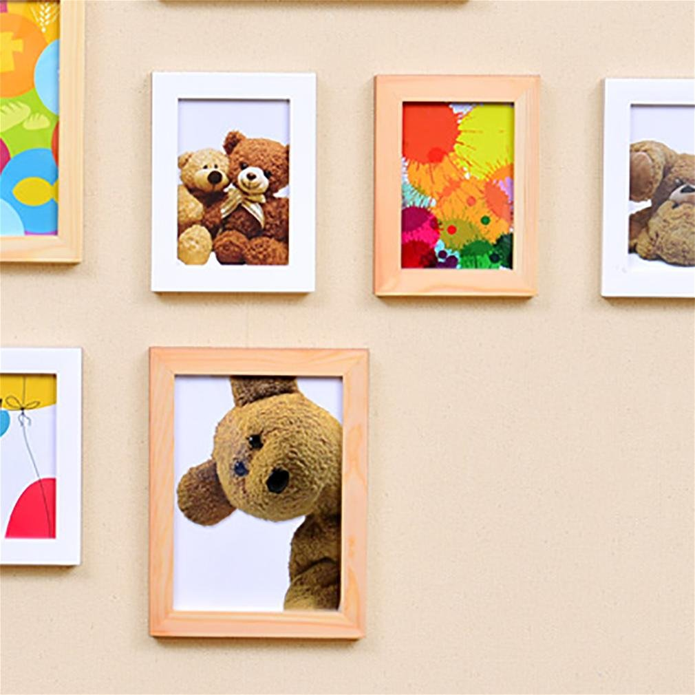 WillST Multi Picture Photo Frame European Style Creative Home Decoration 8pcs , a by Unknown (Image #4)