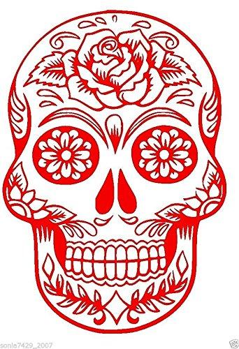 skull wax stamp - 5