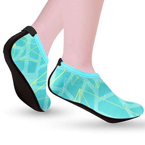 Barefoot Water Shoes Men Women Lightweight Ladies Aqua ...