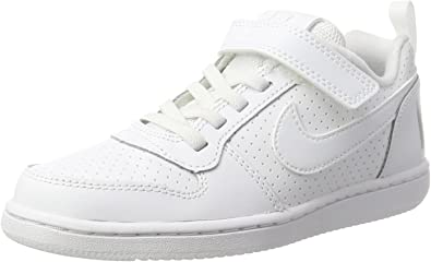 Nike Court Borough Low (PSV), Chaussures de Basketball garçon