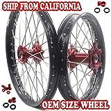KKE HONDA MX CNC Wheel 21/18 CRF250X 04-17 CRF450X 05-17