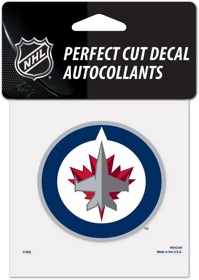 WinCraft NHL Perfect Cut Color Decal