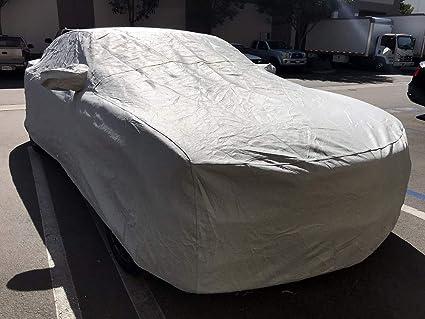 Covercraft Custom Fit Car Cover for Select Mazda 6 Models Black Fleeced Satin FS16397F5