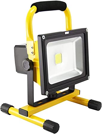 AUFUN Foco LED Exterior 20W Blanco Frío Foco Proyector LED ...