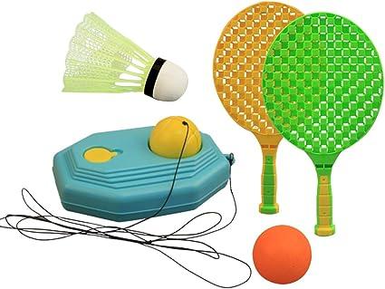 2pcs Hand Ball Game Racket Sport Family Beach Garden Gift Kids Rare