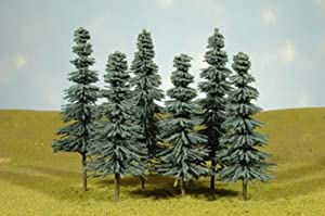 Bachmann Industries Scene Scapes Trees 5