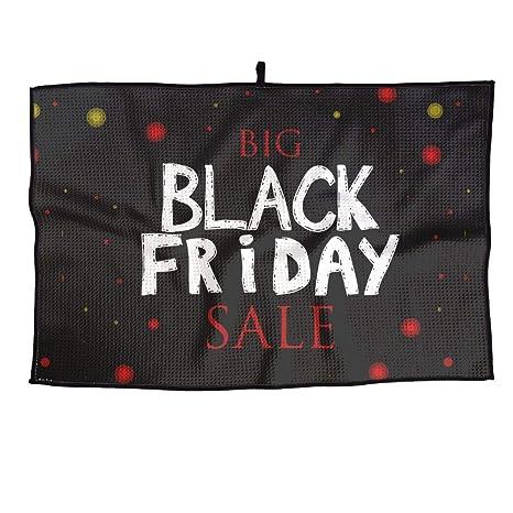 Amazon.com : Shadidi Big Black Friday Sale Microfiber Golf ...