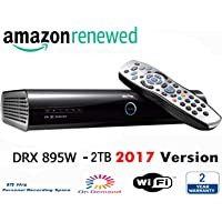 Sky Plus HD Box with 2 TB Hard Drive (Renewed)