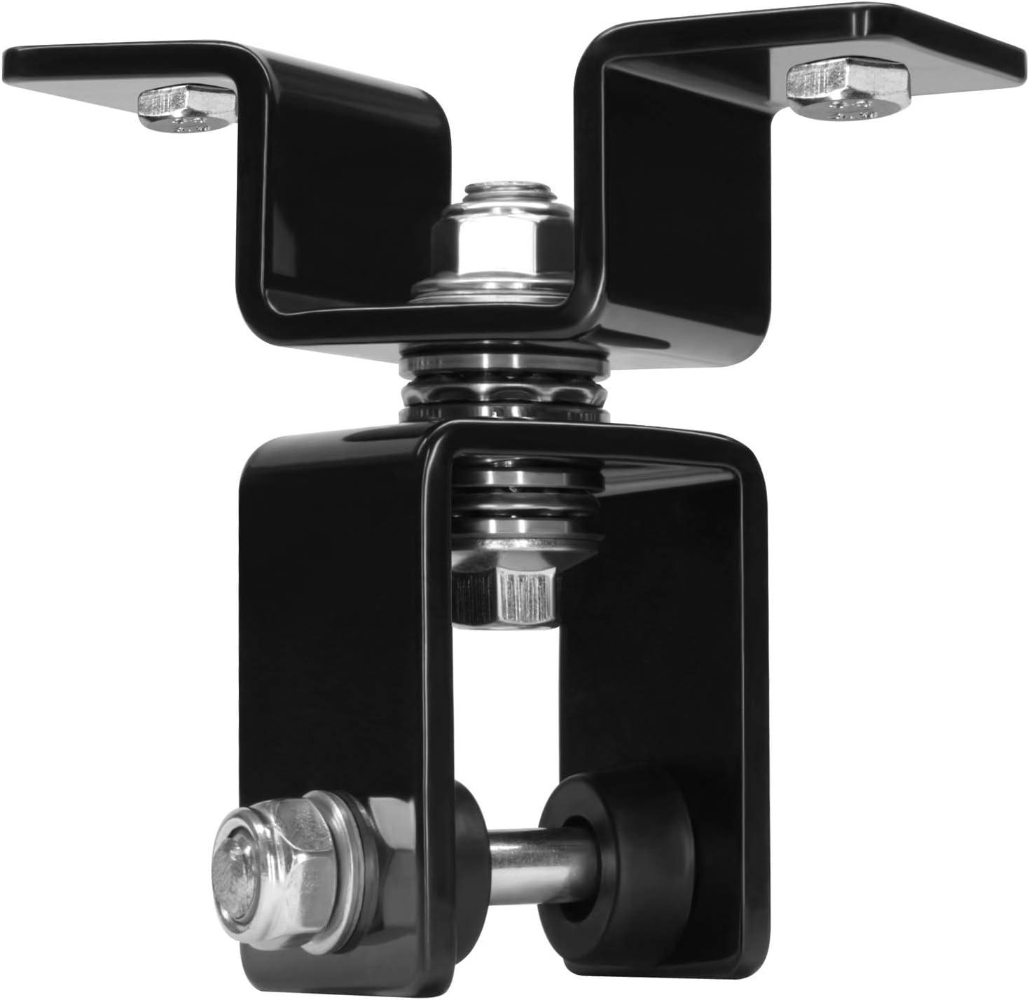 yes4allプレミアム木材梁ヘビーバッグハンガー – 360 °回転&簡単にインストール 黒 - Wood Beam Hanger