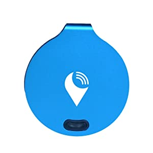 For gadget fans and distracted geeks: Trackr Bravo – Blue