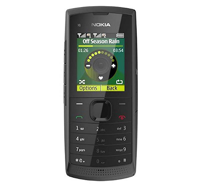 Nokia X1-01 (Red)