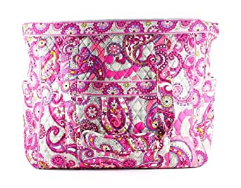 Vera Bradley Get Carried Away Tote (Paisley Meets Plaid)
