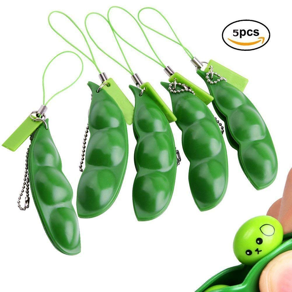 HINTER Squeeze Bean Toy,Squeeze-a-Bean Puchi Puti Mugen ...
