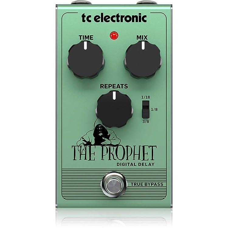 TC Electronic The Prophet Digital Delay