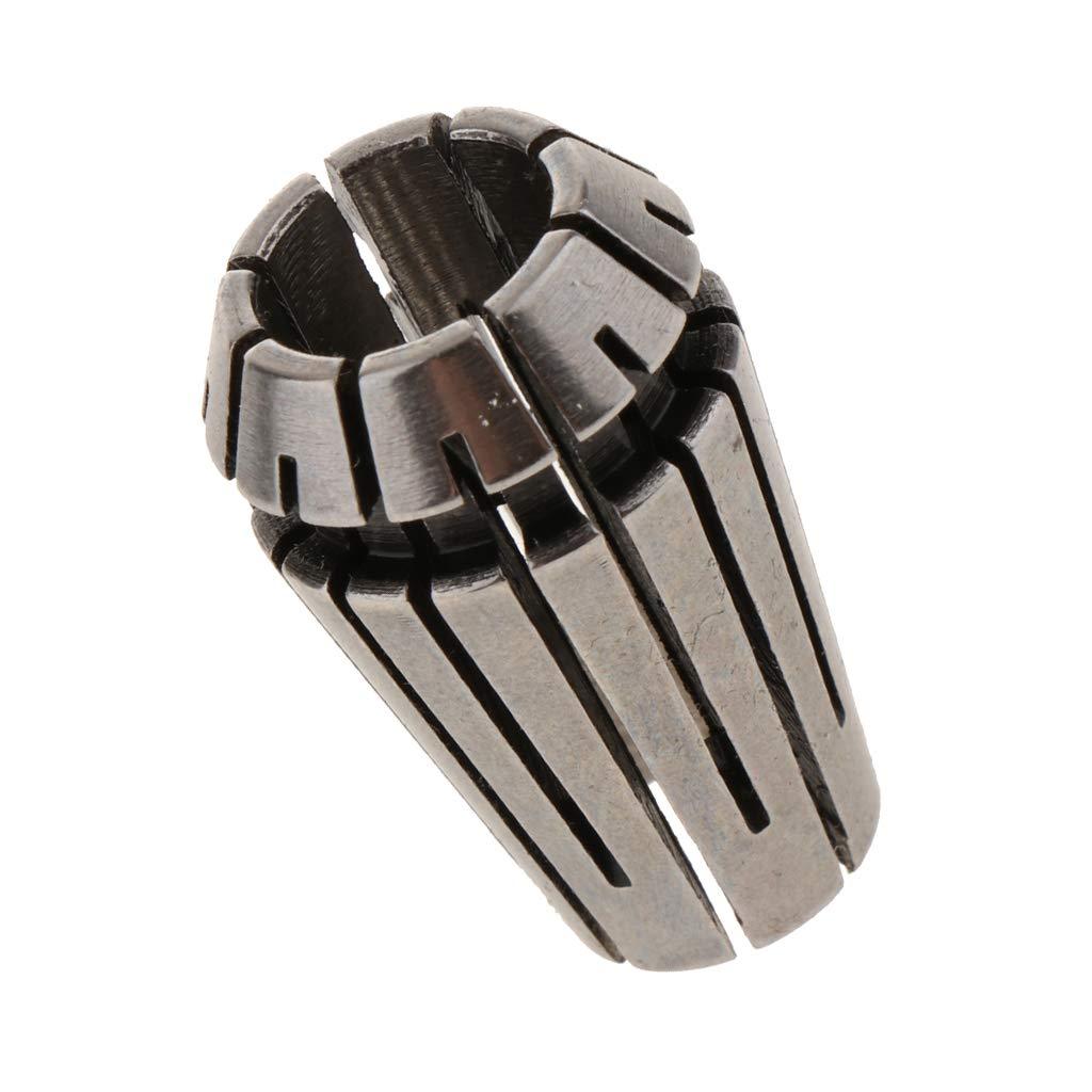 6 mm aus Stahl F Fityle Hochwertig ER16 Spannzange Fr/äsmaschine//Drehmaschine//Graviermaschine Zubeh/ör
