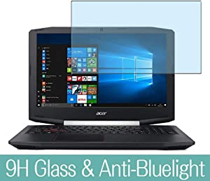 Synvy Anti Blue Light Tempered Glass Screen Protector for Acer Aspire VX15 VX5-591G-H58G 2017 15.6