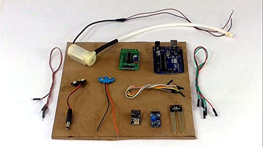 Skyfi Labs Smart Irrigation System using IoT Project Kit (Video