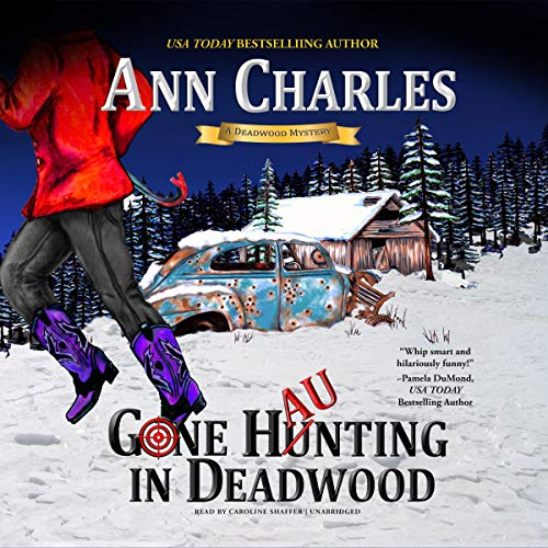 Pdf Thriller Gone Haunting in Deadwood: The Deadwood Mystery Series, Book 9